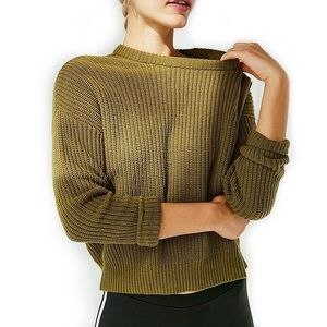 Urban Outfitters Andi Crew Neck Sweater sz L
